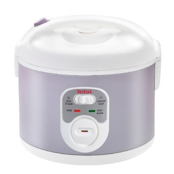 how to cook rice in a tefal steamer
