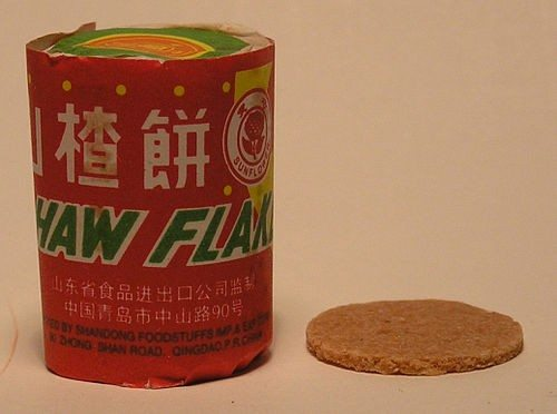 Haw Flakes