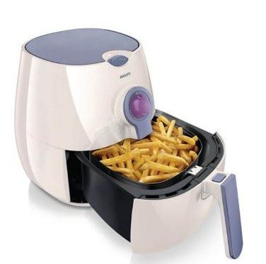 Philips Air Fryer French Fries White Kitchen