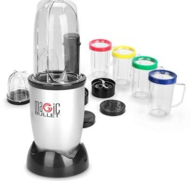 Magic Bullet Multi-purpose Blender Chop and Dice Cups All-in-One