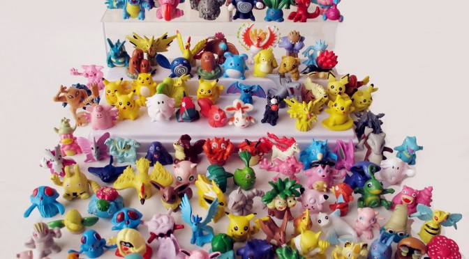 pokemon figurines