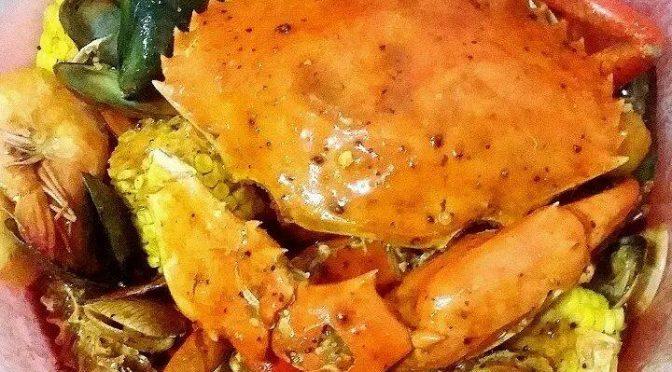 Shi Fu Ge Crab