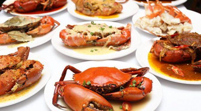 Penang St Food Buffet CRAB MADNESS 2016