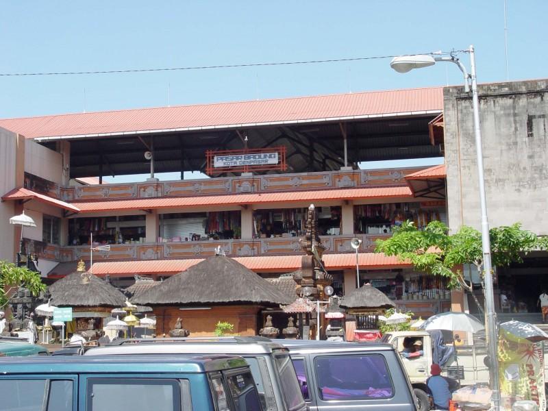 Badung Market, Bali