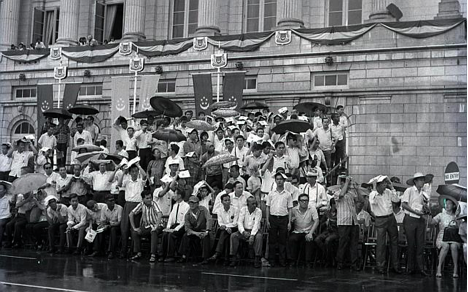 national parade 1968