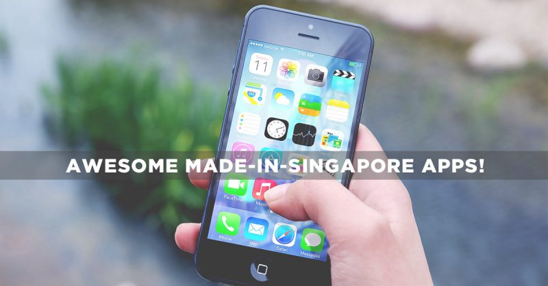 Free And Fantastic Made-In-Singapore Apps That Deserves Five Stars (And A Crescent)