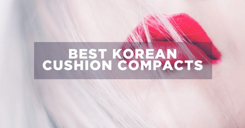 10 Korean Cushion Compacts that you will absolutely love from Lazada