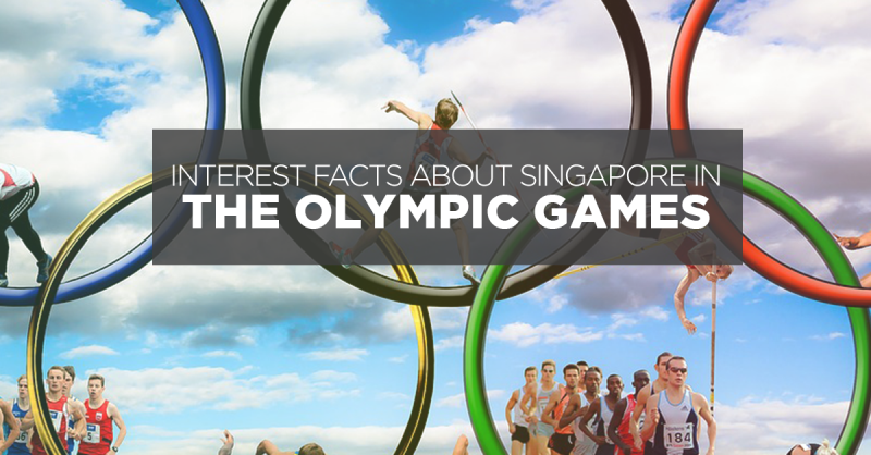 Interesting Facts About Singapore In The Olympic Games